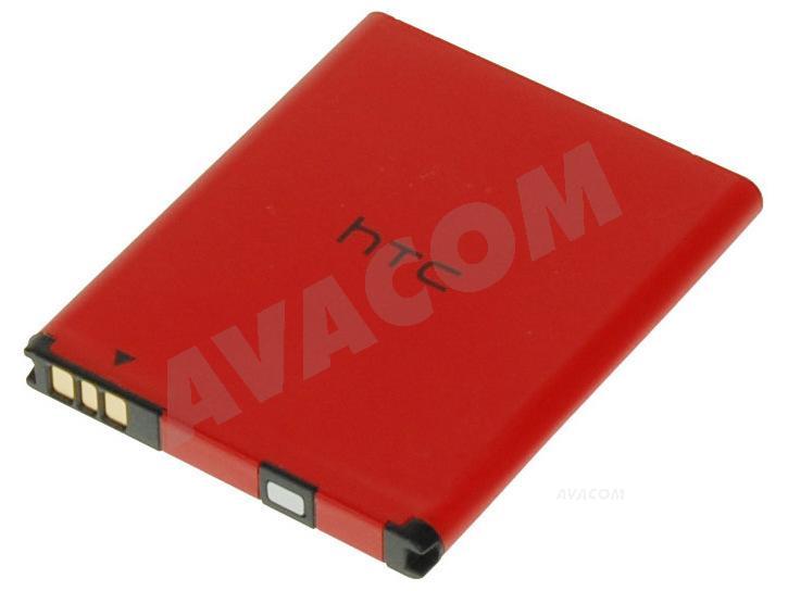 Originální baterie HTC BL01100, BA-S850 Li-ion 3,7V 1230mAh, bulk - BL01100 Bulk