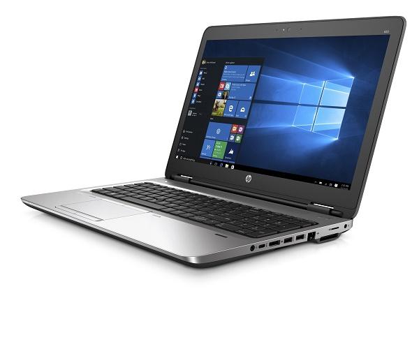 HP ProBook 650 G2 i5-6200U / 4GB / 256GB SSD / 15,6.. FHD / backlit kbd / Win 10 Pro + Win 7 - V1C09EA#BCM