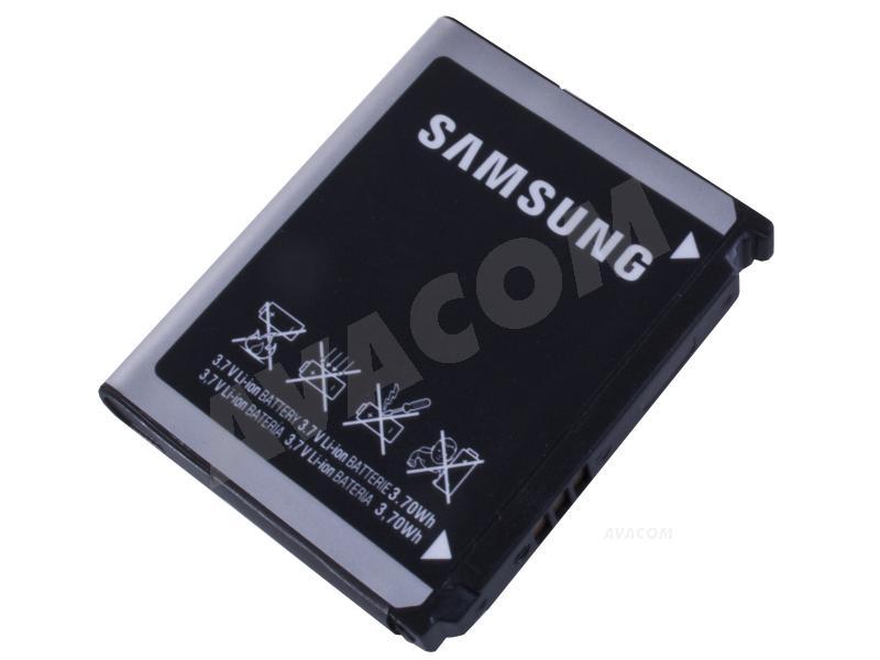 Originální baterie Samsung AB603443CE pro G800, L870, S5230 Li-ion 3,7V 1000mAh, bulk - AB603443CU Bulk