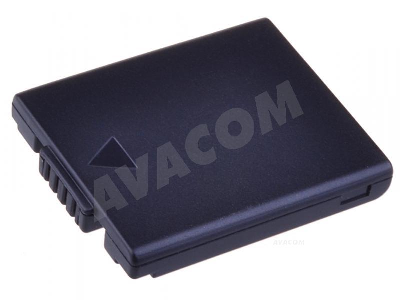 Náhradní baterie AVACOM Panasonic CGA-S001E, CGR-S001, DMW-BCA7, Leica BP-DC2 Li-ion 3.6V 720mAh 2.6 - DIPA-S001-532