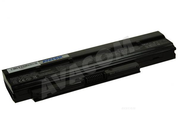 Náhradní baterie AVACOM Toshiba mini NB550/NB500, Satellite T210 Li-ion 10,8V 5200mAh - NOTO-NB55-806