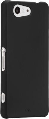 Case Mate ochranné pouzdro Barely There pro Sony Xperia Z3 Compact, černá - PCM-244