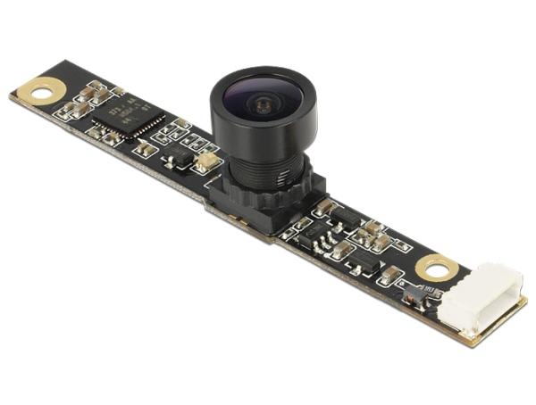 Delock USB 2.0 IR modul kamery 5.04 mega pixel 80° V5 fix focus - 96367