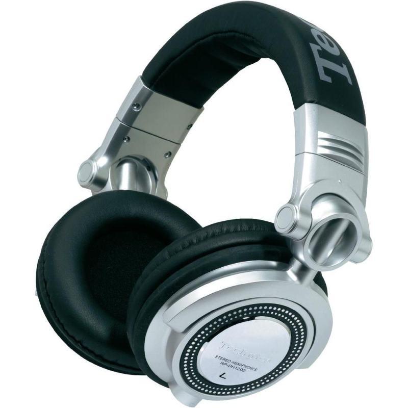 Technics RP-DH1200E-S, Silver - RP-DH1200E-S