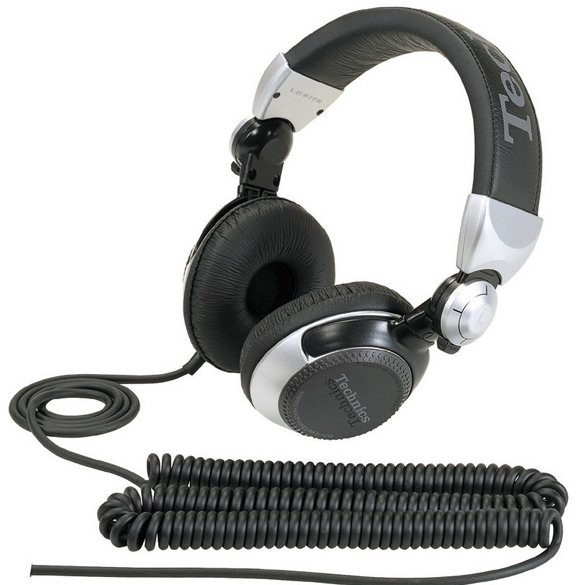 Technics RP-DJ1210E-S, Silver - RP-DJ1210E-S