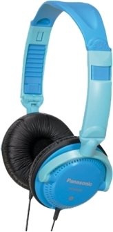 Panasonic RP-DJS200E-A, Blue - RP-DJS200E-A