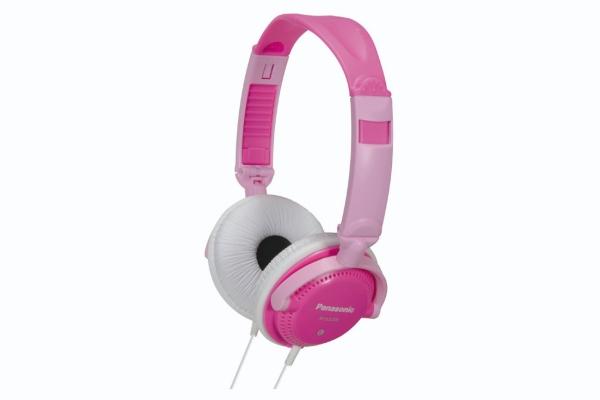 Panasonic RP-DJS200E-P, Pink - RP-DJS200E-P