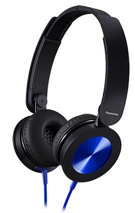 Panasonic RP-HXS220E-A, Blue - RP-HXS220E-A