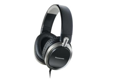 Panasonic RP-HX550E-K, Black - RP-HX550E-K
