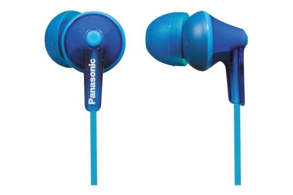 Panasonic RP-HJE125E-A, Blue - RP-HJE125E-A