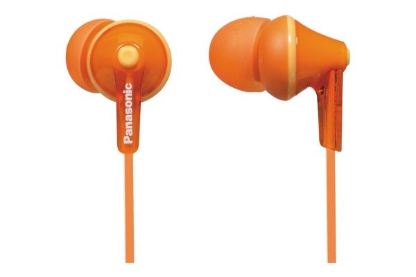 Panasonic RP-HJE125E-D, Orange - RP-HJE125E-D