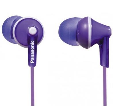 Panasonic RP-HJE125E-V, Violet - RP-HJE125E-V