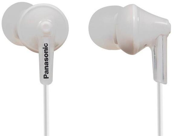 Panasonic RP-HJE125E-W, White - RP-HJE125E-W
