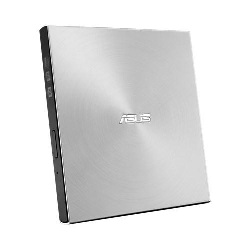 ASUS SDRW-08U7M-U SILVER (ZenDrive U7M) Ultratenká externí DVD vypalovačka s podporou disků M-Disc - 90DD01X2-M29000