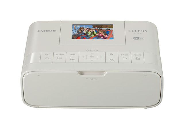 CANON CP1200 Selphy WHITE + sada RP-54 - 0600C012