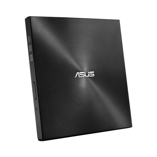 ASUS SDRW-08U7M-U BLACK (ZenDrive U7M) Ultratenká externí DVD vypalovačka s podporou disků M-Disc - 90DD01X0-M29000