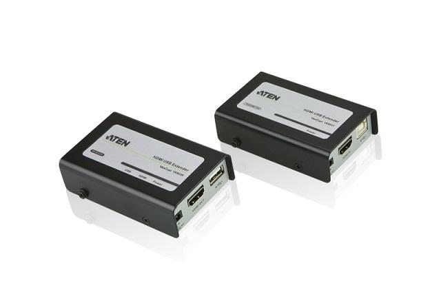 ATEN HDMI + USB Extender do 60m - VE803-AT-G