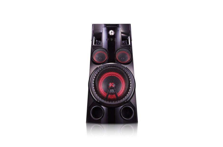 LG OM7560 Hi-Fi Entertainment System 1000W - OM7560