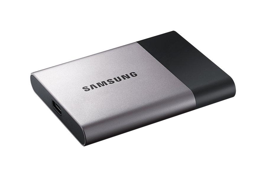 "Samsung 2,5"" Externí SSD disk T3 2TB GB - MU-PT2T0B/EU"