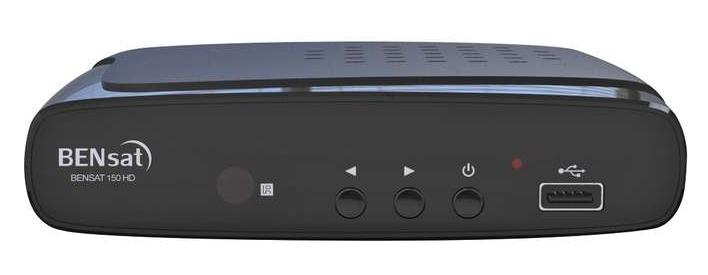 BENsat BEN150 HD, DVB-T Set-top box, HDMI, USB, PVR - 2520235900
