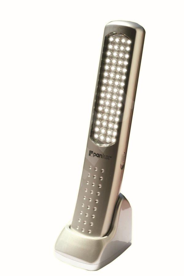 Panlux SILVERSTONE 60 přenosné profi LED svítidlo - ALD-60/CH