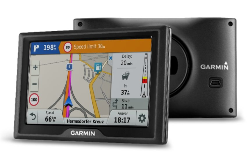 "Garmin Drive 40 Lifetime Czech - 4,3"" LCD - 010-01956-3C"