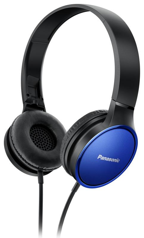 Panasonic RP-HF300E-A, modrá - RP-HF300E-A