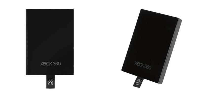 Xbox 360 Hard Drive 500GB SLIM OEM - OEM 6FM-00003
