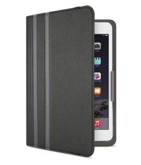Belkin iPad mini 1/2/3/4 Twin Stripe Folio pouzdro, černé - F7N324btC00