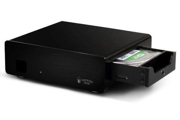 Popcorn Hour A-500 4K, 1,2GHz DC/1GB/1x HDD/GLAN/SD/USB 3.0/HDMI/DO - UMNP0029