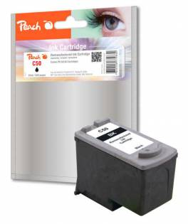 PEACH kompatibilní cartridge Canon PG-50, Black, 23 ml - PI100-62
