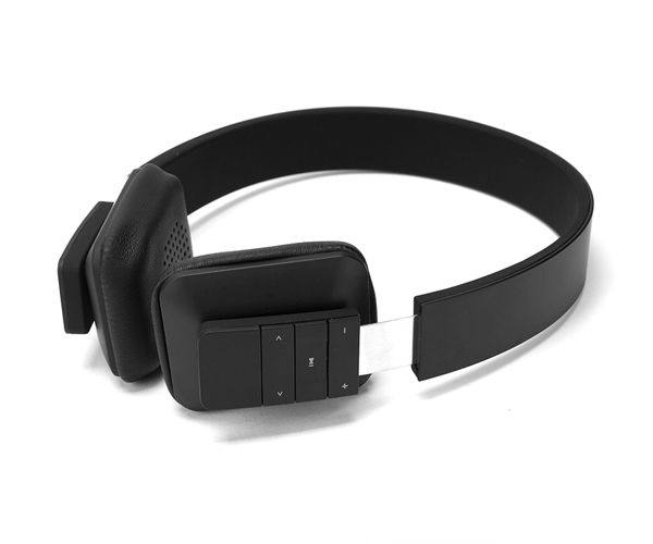 Zalman bezdrátové sluchátka s mikrofonem ZM-HSP10BT, 40mm driver, bluetooth, black - ZM-HPS10BT(BLACK)