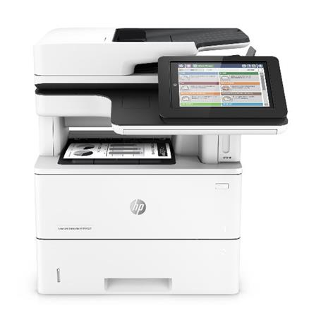 HP LaserJet Enterprise MFP M527f (43 ppm, A4, USB/Ethernet, PRINT/SCAN/COPY, FAX, Duplex) - F2A77A