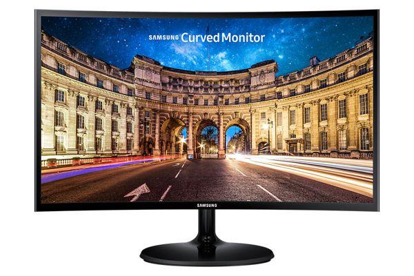 """Samsung LED LCD 24"""" LC24F390FHUXEN - LC24F390FHUXEN"""