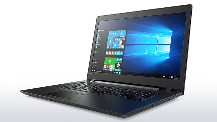 "Lenovo IdeaPad 110-17ACL AMD A8-7410 2,50GHz/4GB/1TB/17,3"" HD+/DVD-RW/WIN10 černá 80UM00 - 80UM001DCK"