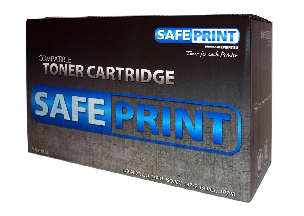 SAFEPRINT kompatibilní toner Canon CRG-729K   4370B002   Black   1200str - 6102008042