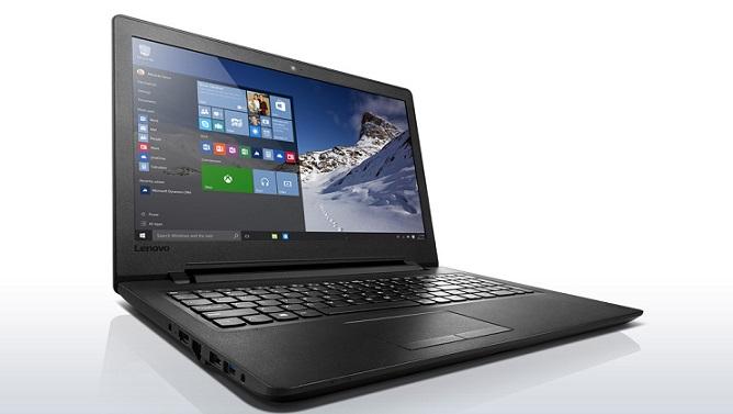 "Lenovo IdeaPad 110-15ACL AMD A8-7410 2,50GHz/8GB/1TB/15,6"" HD/Radeon 2GB/DVD-RW/WIN10 čern - 80TJ0060CK"