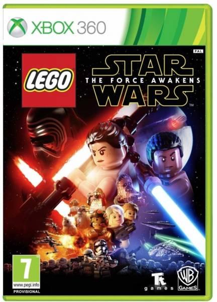 Warner Bros. XBox 360 LEGO Star Wars: The Force Awakens - 5051892199476