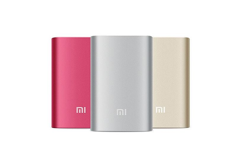 Xiaomi Power Bank 10000 mAh, red -