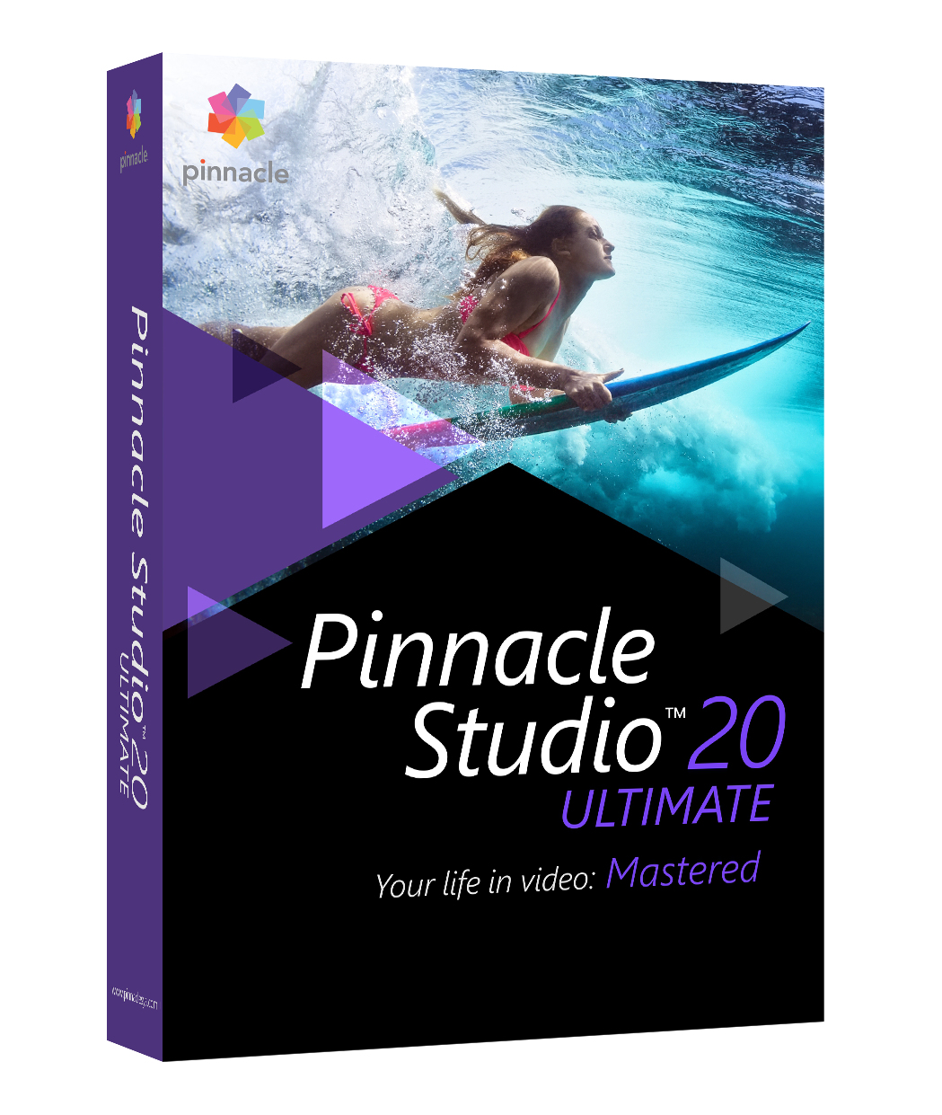 Pinnacle Studio 20 Ultimate ML - PNST20ULMLEU