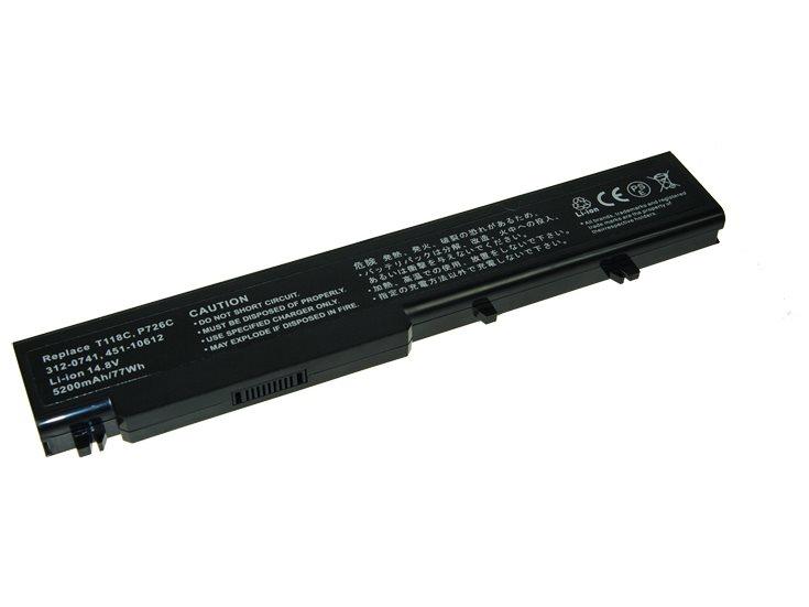 Náhradní baterie Avacom Dell Vostro 1710/1720 Li-Ion 14,8V 5200mAh/77Wh - NODE-V17h-806