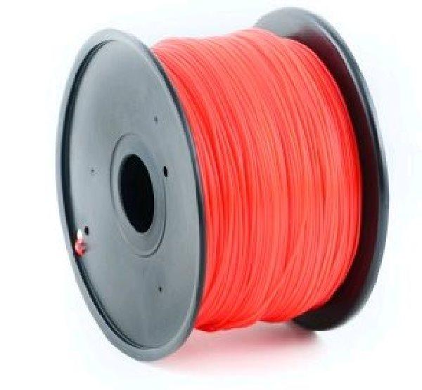 Tisková struna (filament) GEMBIRD, PLA, 1,75mm, 1kg, červená - 3DP-PLA1.75-01-R