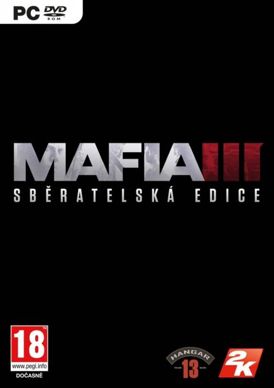 2K Games PC hra Mafia 3 Collector.s Edition - Mafia