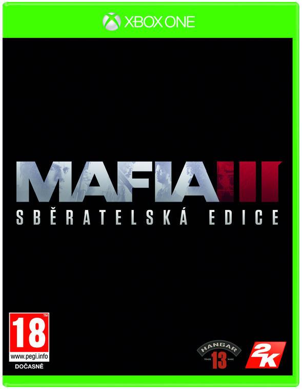 2K Games XBox One Mafia 3 Collector.s Edition - Mafia