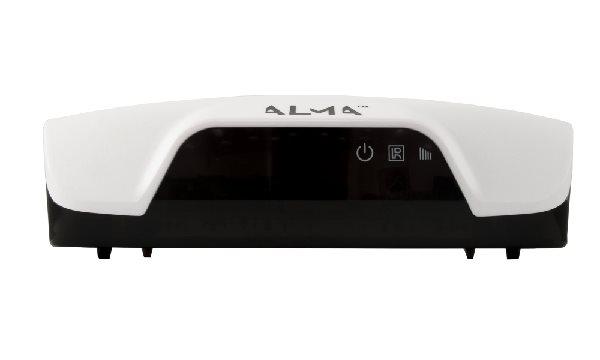 ALMA DVB-T2 HD přijímač 2751/ Full HD/ MPEG2/ MPEG4/ HDMI/ USB/ bílý - DBTALH1124