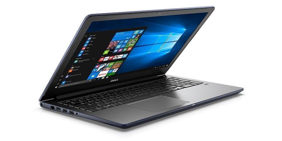 """DELL Vostro 5568/i7-7500U/8GB/1TB/15,6""""FHD/GeForce 940MX/FingerPrint/Win 10 Pro/Šedá - 5568-6786"""