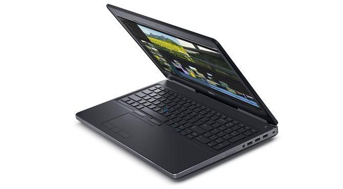 """DELL Precision M7510/i7-6920HQ/16GB/1TB/Quadro M1000M/15.6"""" FHD Touch/Win 7/10 Pro 64bit/Black - R4GPM"""